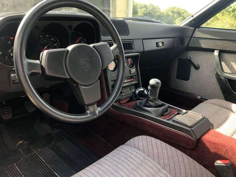 1988 Porsche 924 S 2dr Hatchback - Winter Park FL