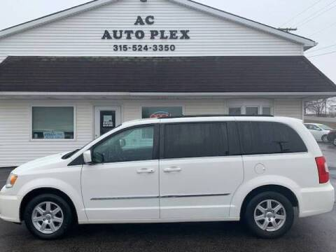 2012 Chrysler Town and Country for sale at AC Auto Plex in Ontario NY