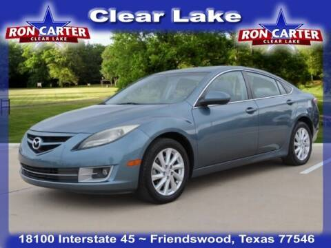 2013 Mazda MAZDA6 for sale at Ron Carter  Clear Lake Used Cars in Houston TX