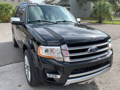 2016 Ford Expedition for sale at Consumer Auto Credit in Tampa FL
