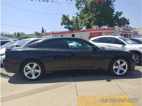 2012 Dodge Charger for sale at Dealers Choice Inc in Farmersville CA