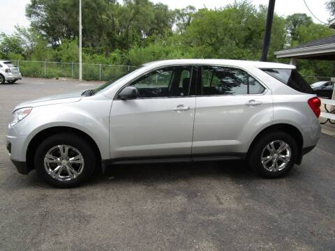 2012 Chevrolet Equinox for sale at Best Buy Auto Sales of Northern IL in South Beloit IL