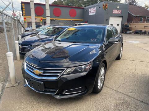 2014 Chevrolet Impala for sale at Matthew's Stop & Look Auto Sales in Detroit MI