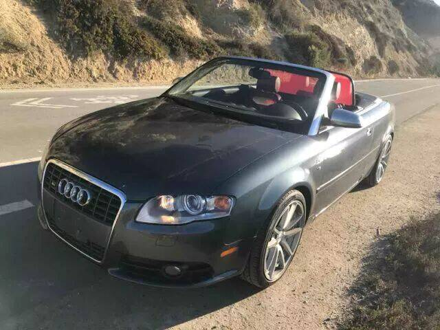 2008 Audi S4 for sale at TOP OFF MOTORS in Costa Mesa CA