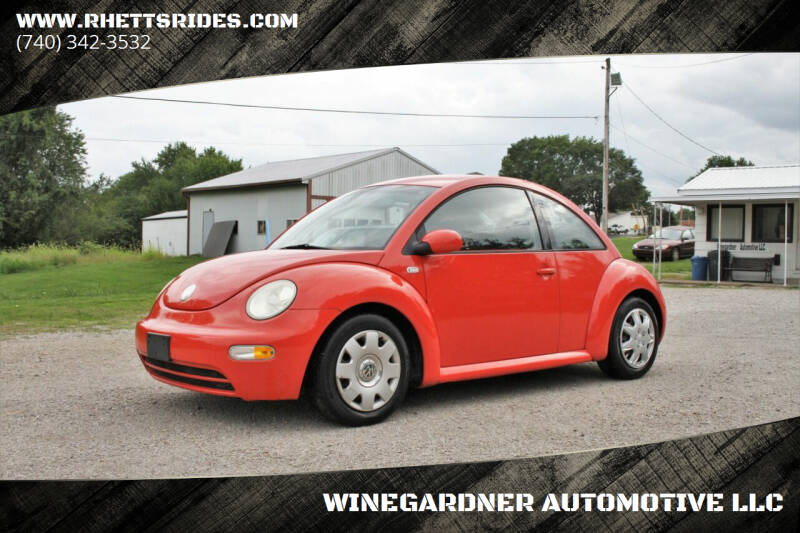 2003 Volkswagen New Beetle for sale at WINEGARDNER AUTOMOTIVE LLC in New Lexington OH