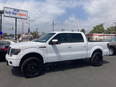 2014 Ford F-150 for sale at Pacific West Imports in Los Angeles CA