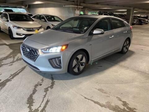 2020 Hyundai Ioniq Hybrid for sale at Southern Auto Solutions-Jim Ellis Hyundai in Marietta GA