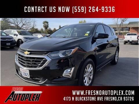 2019 Chevrolet Equinox for sale at Fresno Autoplex in Fresno CA
