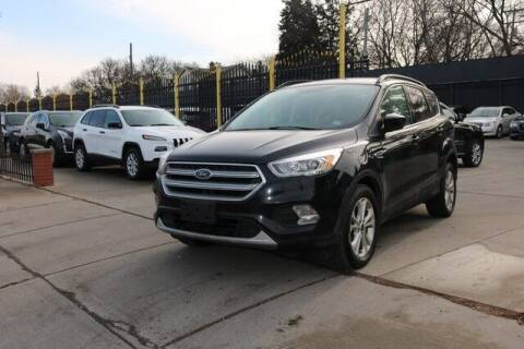 2017 Ford Escape for sale at F & M AUTO SALES in Detroit MI