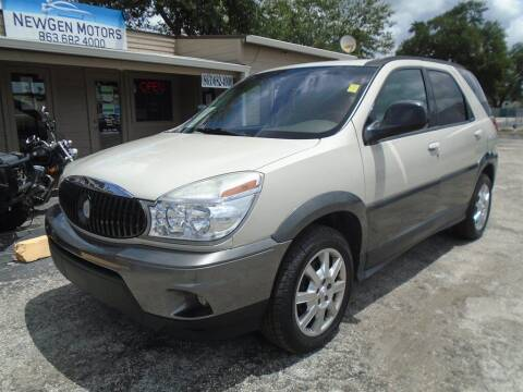 2005 Buick Rendezvous for sale at New Gen Motors in Lakeland FL