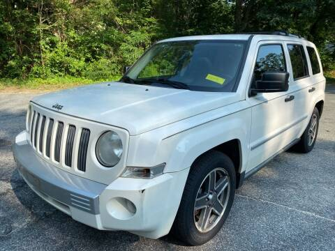 2009 Jeep Patriot for sale at Kostyas Auto Sales Inc in Swansea MA