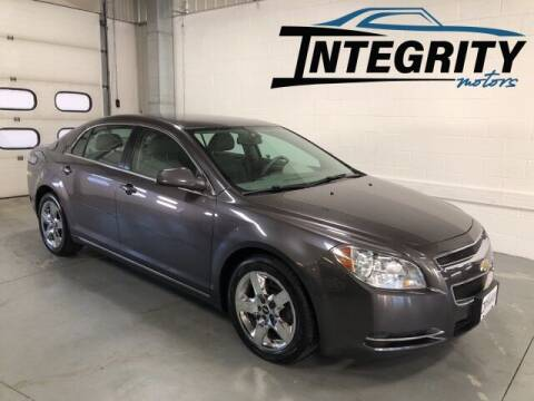2010 Chevrolet Malibu for sale at Integrity Motors, Inc. in Fond Du Lac WI