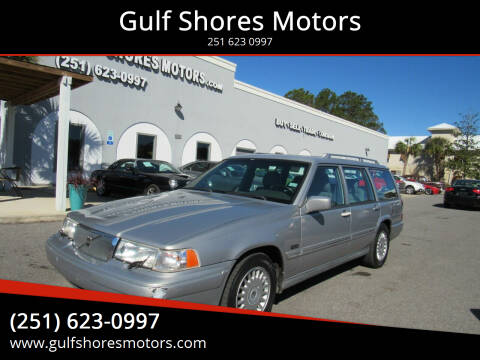 1997 Volvo 960 for sale at Gulf Shores Motors in Gulf Shores AL