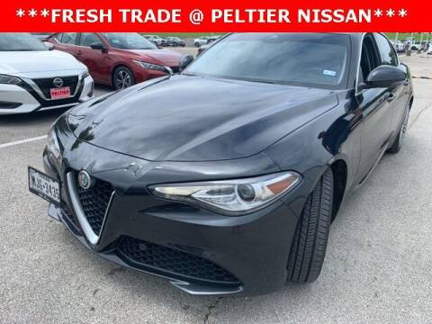 2017 Alfa Romeo Giulia for sale at TEX TYLER Autos Cars Trucks SUV Sales in Tyler TX