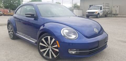2012 Volkswagen Beetle for sale at Sinclair Auto Inc. in Pendleton IN