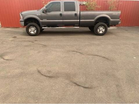 2006 Ford F-250 Super Duty for sale at Premier Motors in Milton Freewater OR