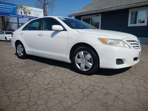 2011 Toyota Camry for sale at Universal Auto Sales in Salem OR