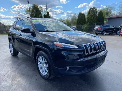 2015 Jeep Cherokee for sale at Newcombs Auto Sales in Auburn Hills MI