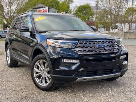 2020 Ford Explorer for sale at Best Cars Auto Sales in Everett MA