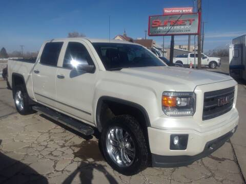 2014 GMC Sierra 1500 for sale at Sunset Auto Body in Sunset UT