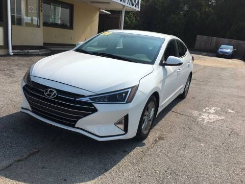 2020 Hyundai Elantra for sale at Beach Cars in Fort Walton Beach FL