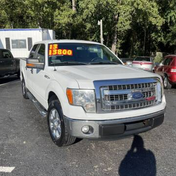 2013 Ford F-150 for sale at Auto Bella Inc. in Clayton NC