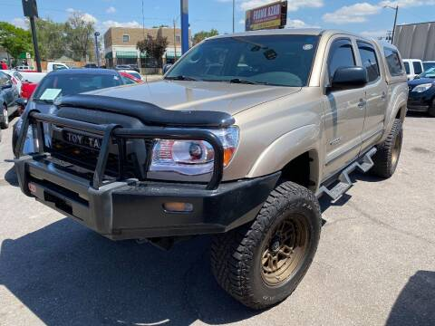 2006 Toyota Tacoma for sale at New Wave Auto Brokers & Sales in Denver CO