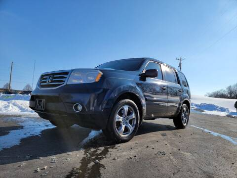 2012 Honda Pilot for sale at Sinclair Auto Inc. in Pendleton IN