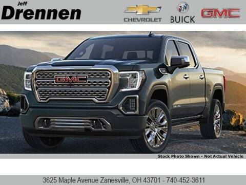 2021 GMC Sierra 1500 for sale at Jeff Drennen GM Superstore in Zanesville OH
