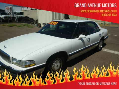 1992 Buick Park Avenue for sale at Grand Avenue Motors in Phoenix AZ