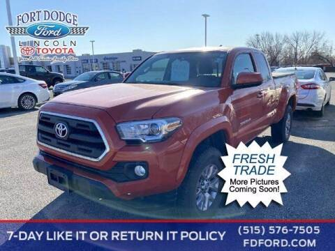 2016 Toyota Tacoma for sale at Fort Dodge Ford Lincoln Toyota in Fort Dodge IA