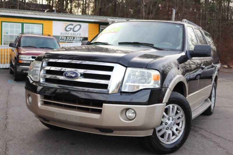 2010 Ford Expedition for sale at Go Auto Sales in Gainesville GA