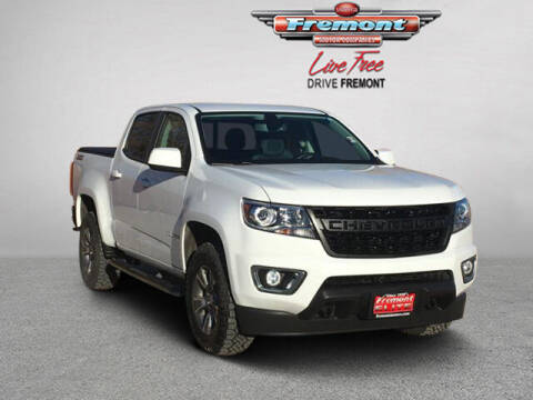 2019 Chevrolet Colorado for sale at Rocky Mountain Commercial Trucks in Casper WY