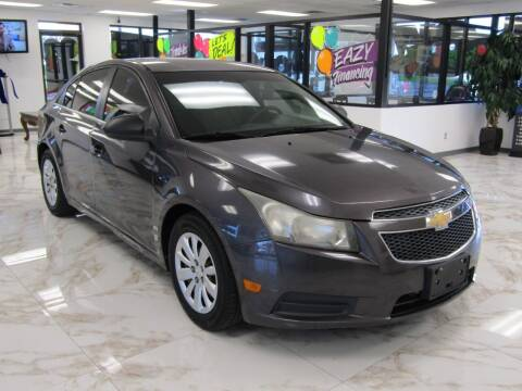 2011 Chevrolet Cruze for sale at Dealer One Auto Credit in Oklahoma City OK