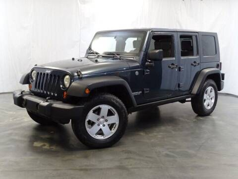 2008 Jeep Wrangler Unlimited for sale at United Auto Exchange in Addison IL