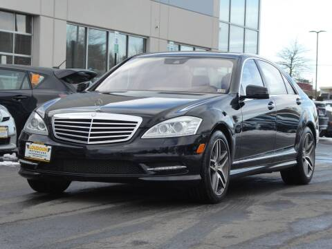 2010 Mercedes-Benz S-Class for sale at Loudoun Motor Cars in Chantilly VA