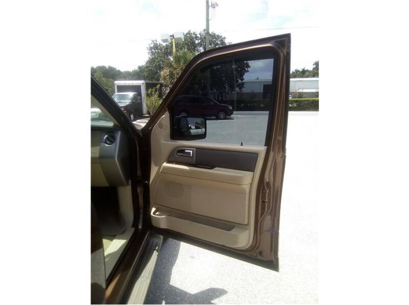 2011 Ford Expedition for sale at My Value Car Sales in Venice FL
