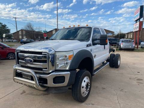 2011 Ford F-450 Super Duty for sale at Car Gallery in Oklahoma City OK