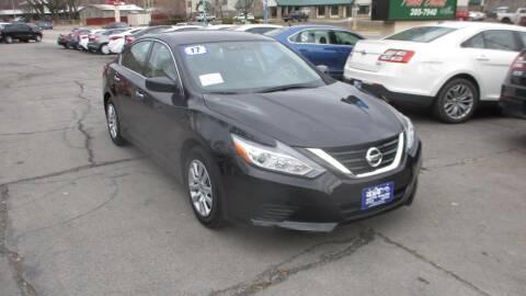 2017 Nissan Altima for sale at 4X4 Auto Sales in Durango CO