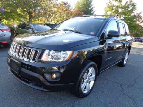 2013 Jeep Compass for sale at Purcellville Motors in Purcellville VA