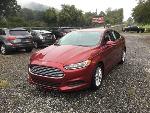 2013 Ford Fusion for sale at Arden Auto Outlet in Arden NC