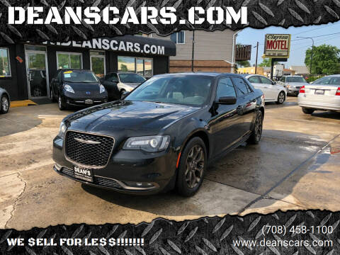2016 Chrysler 300 for sale at DEANSCARS.COM in Bridgeview IL
