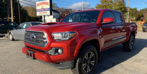 2016 Toyota Tacoma for sale at Beachside Motors, Inc. in Ludlow MA