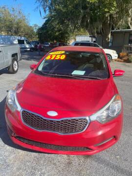 2014 Kia Forte for sale at D & D Auto Sales in Valdosta GA