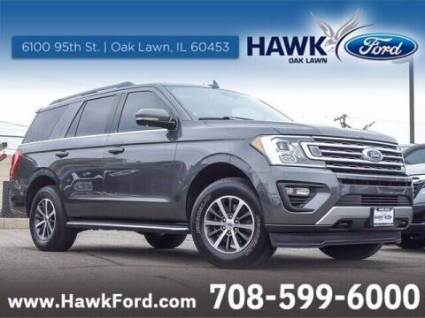 2019 Ford Expedition for sale at Hawk Ford of Oak Lawn in Oak Lawn IL