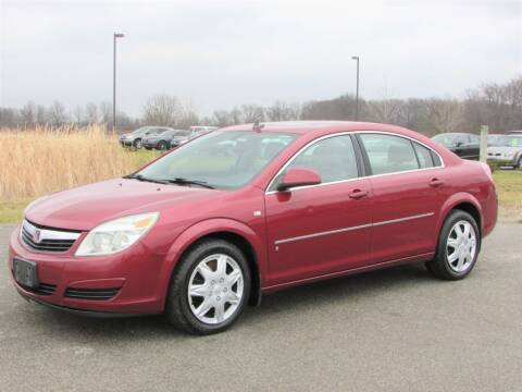 2007 Saturn Aura for sale at 42 Automotive in Delaware OH