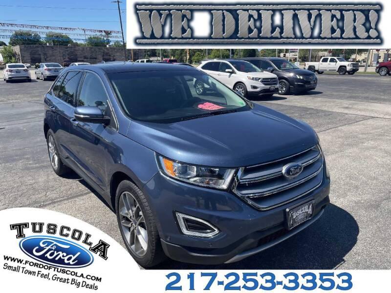 2018 Ford Edge for sale in Tuscola, IL