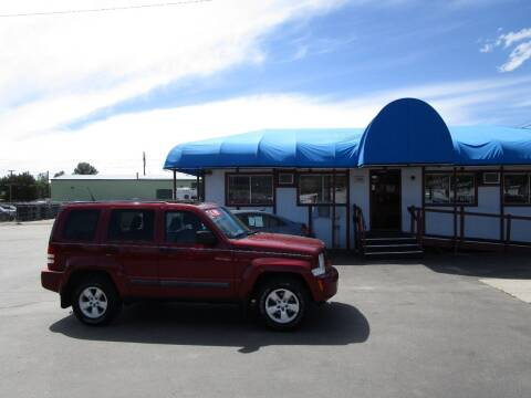 2011 Jeep Liberty for sale at Jim's Cars by Priced-Rite Auto Sales in Missoula MT