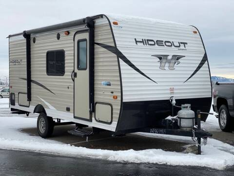 2018 Keystone HIDEOUT 185RB for sale at Right Price Auto in Idaho Falls ID