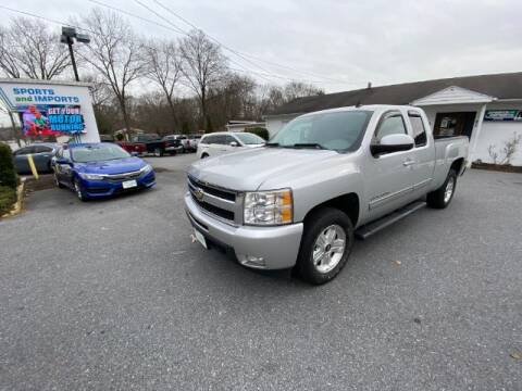2011 Chevrolet Silverado 1500 for sale at Sports & Imports in Pasadena MD
